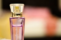 butelka z perfumami