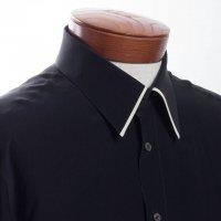 czarna koszula męska