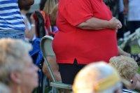Człowiek z nadwagą